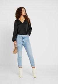 River Island Petite - Jeans Skinny - light blue denim - 1