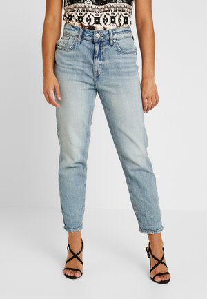 Relaxed fit jeans - blue light