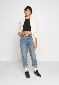 River Island Petite - Jeans Relaxed Fit - stone blue denim - 1