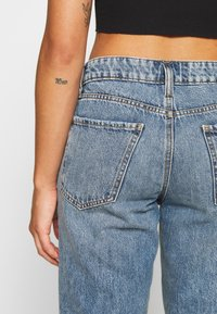River Island Petite - Jeans Relaxed Fit - stone blue denim - 3