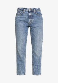 River Island Petite - Jeans Relaxed Fit - stone blue denim - 4