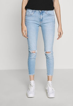Bootcut jeans - light wash