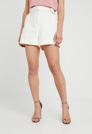BOW CITY - Shorts - ivory