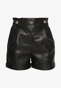 River Island Petite - MOM - Shorts - black - 3