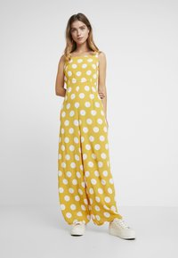 River Island Petite - Overal - yellow - 0
