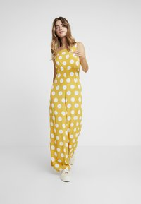 River Island Petite - Overal - yellow - 1