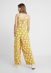 River Island Petite - Overal - yellow - 2