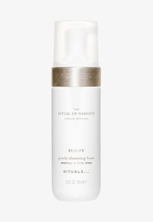 THE RITUAL OF NAMASTÉ GENTLE CLEANSING FOAM - Cleanser - -