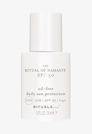 THE RITUAL OF NAMASTÉ SPF 50 DAILY SUN PROTECTION - Sun protection - -