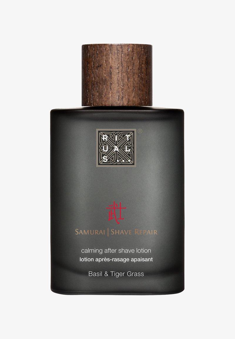 Rituals - SAMURAI SHAVE REPAIR 100ML - After-Shave Balsam - -