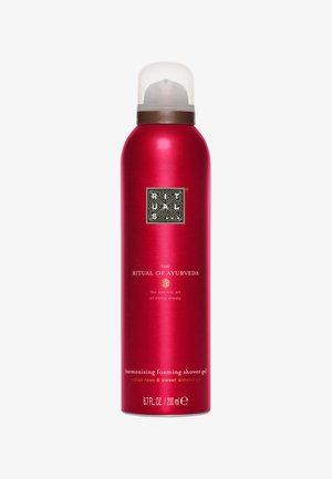 THE RITUAL OF AYURVEDA FOAMING SHOWER GEL - Shower gel - -