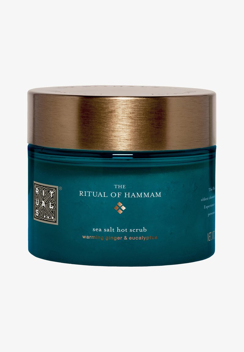 Rituals - THE RITUAL OF HAMMAM HOT SCRUB 450ML - Körperpeeling - -