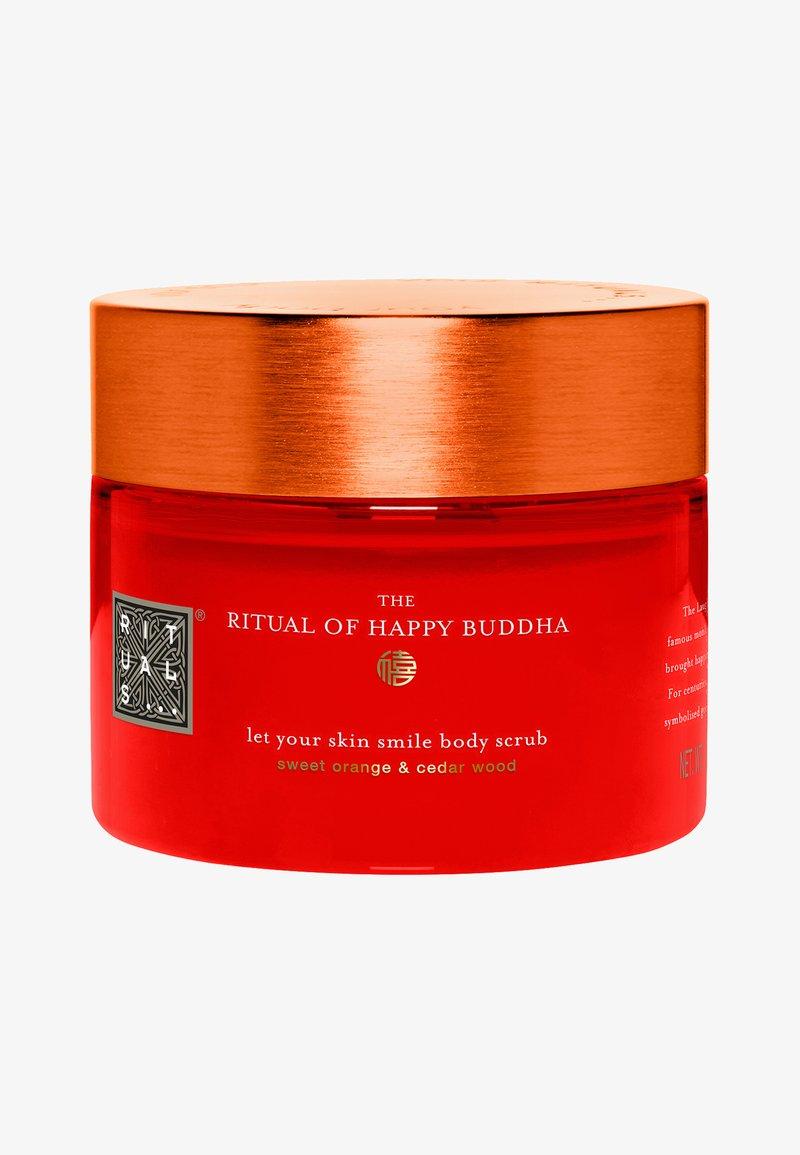 Rituals - THE RITUAL OF HAPPY BUDDHA BODY SCRUB 375ML - Körperpeeling - -