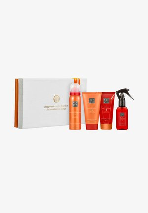 THE RITUAL OF HAPPY BUDDHA - ENERGISING TREAT 2019 GESCHENKSET S - Bath and body set - -