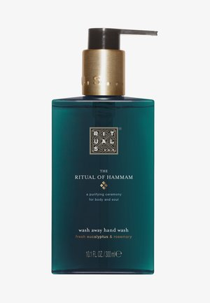 THE RITUAL OF HAMMAM HAND WASH - Liquid soap - -