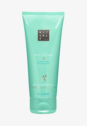 THE RITUAL OF KARMA AFTER SUN HYDRATING LOTION - Aftersun - -