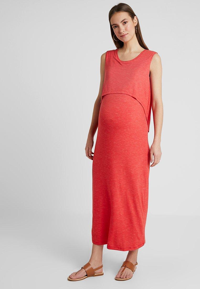 Ripe - SWING BACK DRESS - Maxi dress - lava