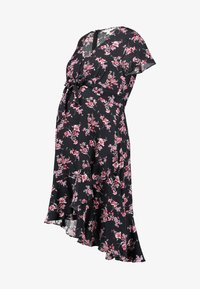 Ripe - TIE FRONT DRESS - Sukienka letnia - multi-coloured - 3