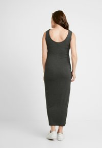 Ripe - NURSING DRESS - Sukienka z dżerseju - charcoal marle - 2