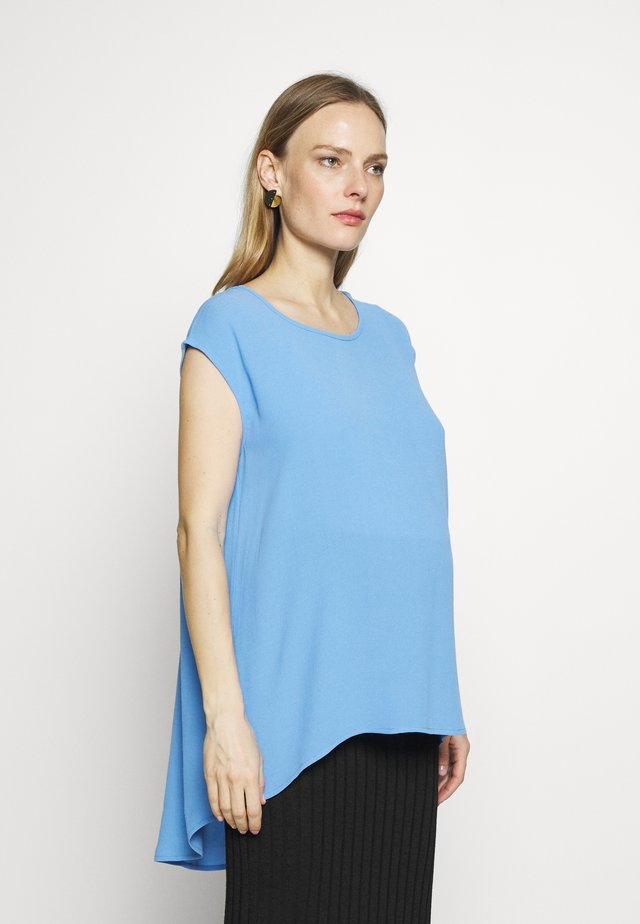 CARRIE - Tunic - sky blue