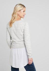 Ripe - NURSING - Pullover - silver marle/white - 2