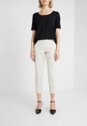 Kalhoty - ivory