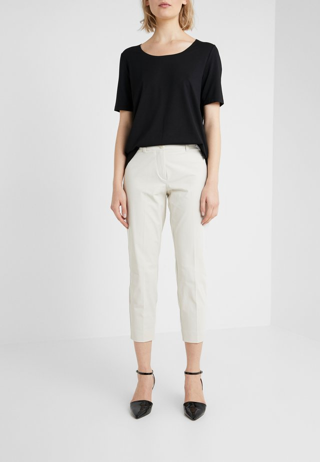Trousers - ivory