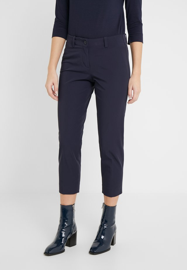 Trousers - deep blue