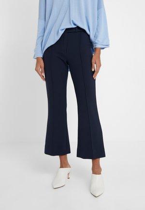 Pantalon classique - deep blue