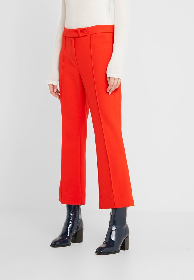 BABY - Trousers - fire red