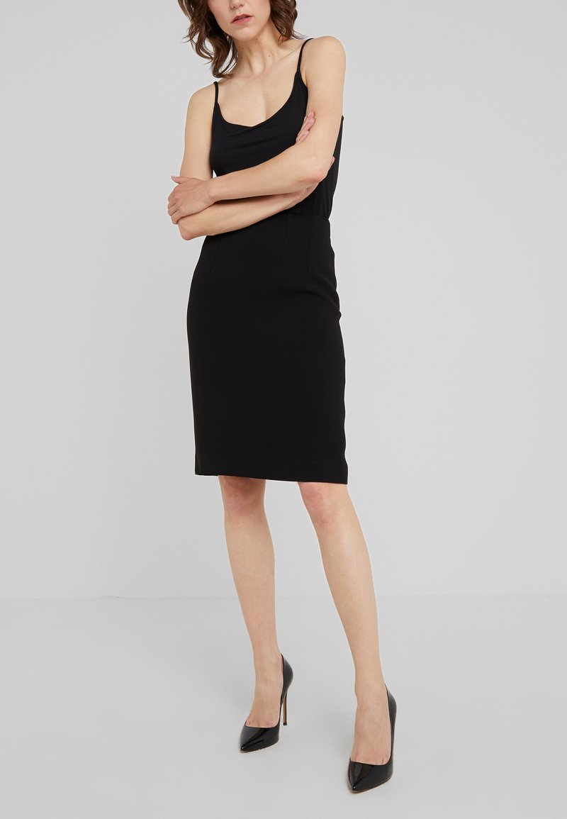 RIANI - Pencil skirt - black