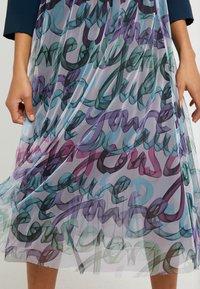 RIANI - A-line skirt - multicolour - 4