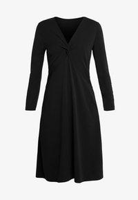 RIANI - Vestito di maglina - black - 4