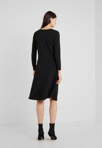 RIANI - Vestito di maglina - black - 2