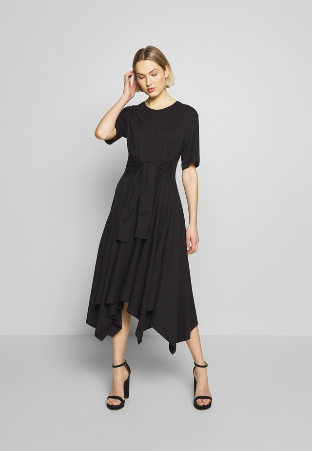 MASCHENWARE - Korte jurk - black