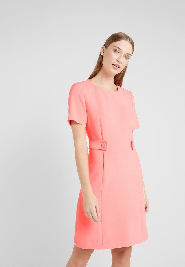 Sukienka letnia - sorbet