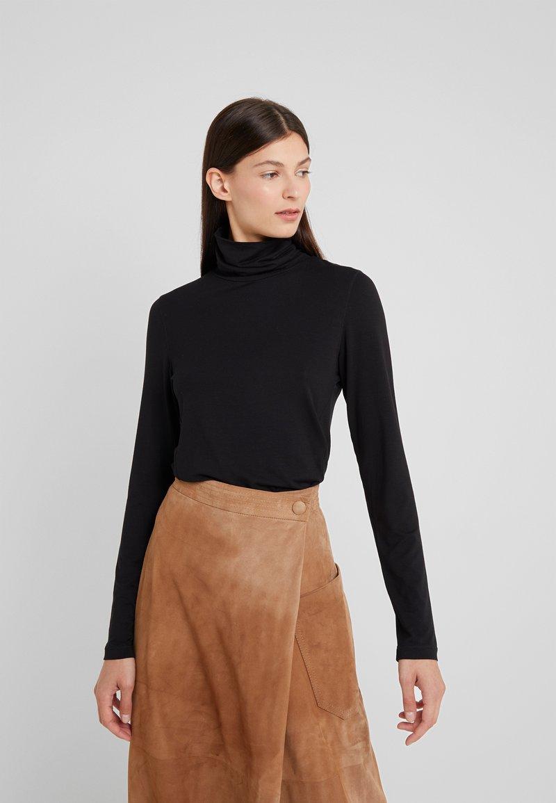 RIANI - Long sleeved top - black