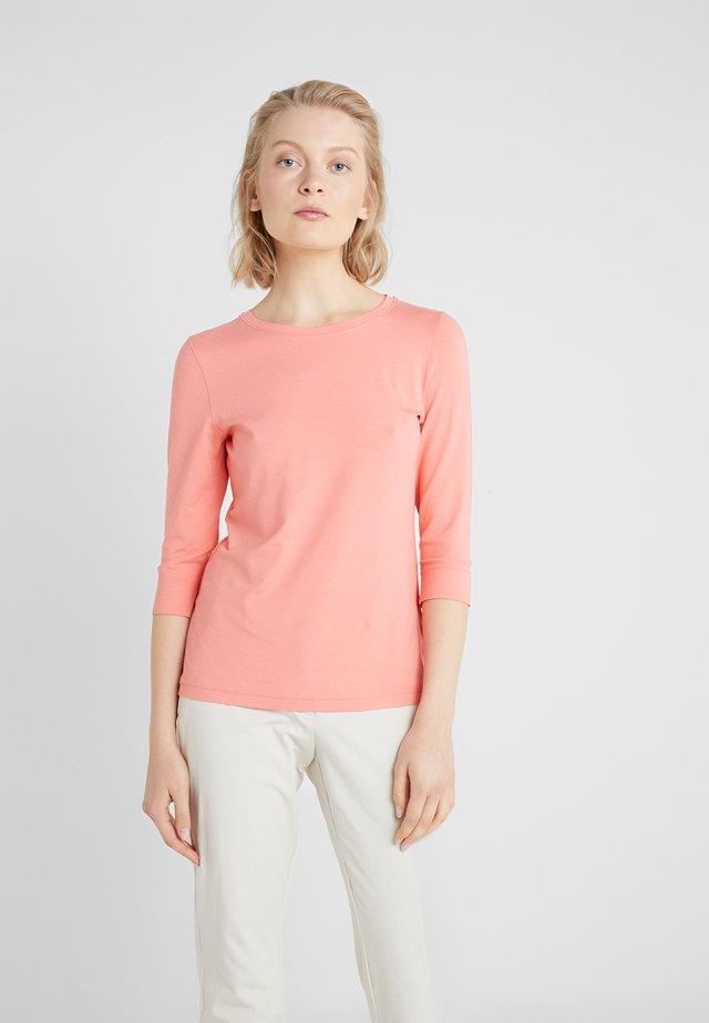 Long sleeved top - sorbet