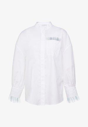 Paitapusero - white patterned