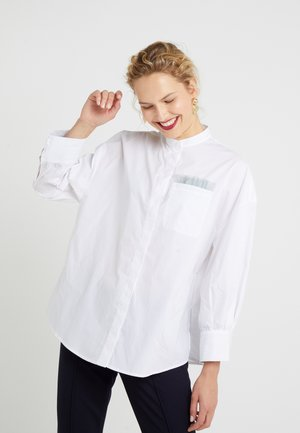 Skjorta - white patterned