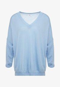 RIANI - Stickad tröja - wedgwood - 3