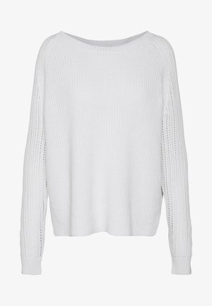 Jersey de punto - white