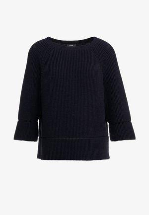 Pullover - deep blue