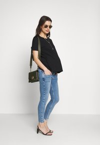 River Island Maternity - AMELIE  - Jeans Skinny Fit - mid auth - 1