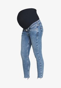 River Island Maternity - AMELIE  - Jeans Skinny Fit - mid auth - 3