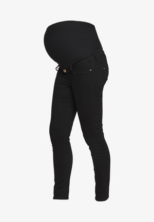 MOLLY OVERBUMP - Jeans Skinny Fit - black