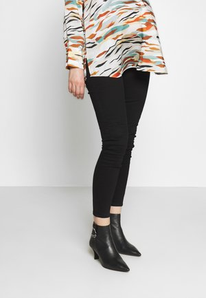 MOLLY  - Jeans Skinny Fit - black
