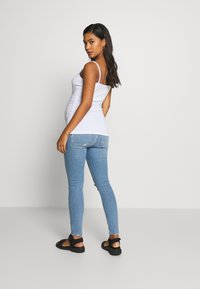 River Island Maternity - MOLLY  - Jeans Skinny Fit - light-blue denim - 2