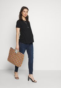 River Island Maternity - MOLLY  - Jeans Skinny Fit - dark auth - 1