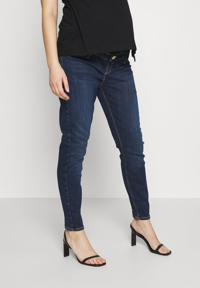 MOLLY  - Jeansy Skinny Fit - dark auth